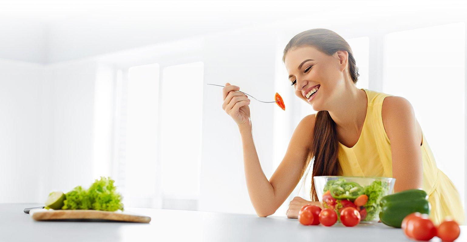 Fersk og sunn mat